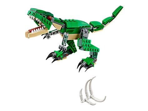 Lego 31058 Creator 3 In 1 Mighty Dinosaurs Mighty Dinosaurs 31058 Creator 3 In 1 Lego Shop