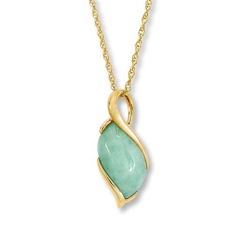 jade necklace cool costume jewelry for you