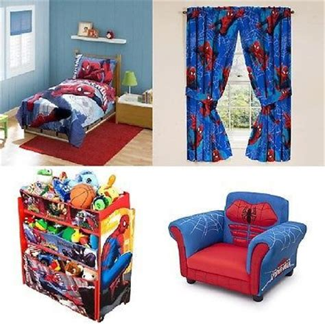 marvel bedroom set disney nickelodeon or marvel kids toddler bedroom