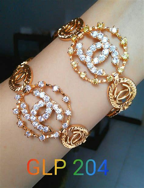 Cincin Xuping Emas 18k 16 harga jual gelang chanel xuping lapis emas 18k murah di
