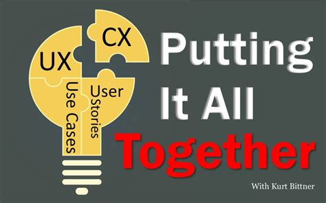 Putting It Together by Mba038 Use Cases Cx And Ux Putting It All Together
