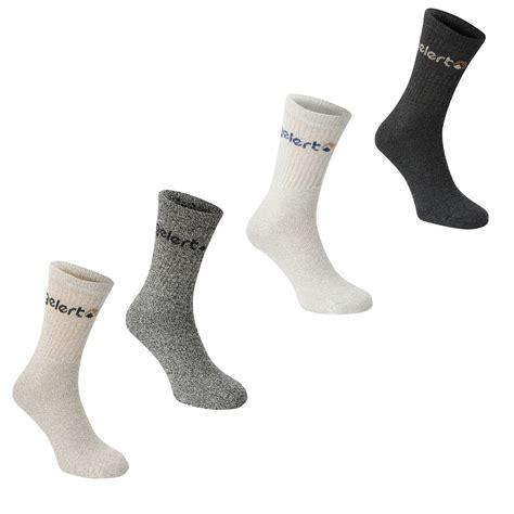 sock boots sports direct gelert gelert walking boot sock 4 pack walking socks