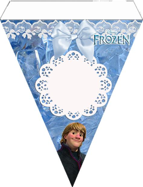 printable frozen banner frozen party free printables oh my fiesta in english