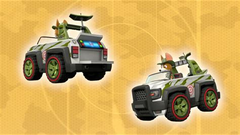tracker jeep paw patrol image monkey dinger 19 tracker s jeep jpg paw patrol