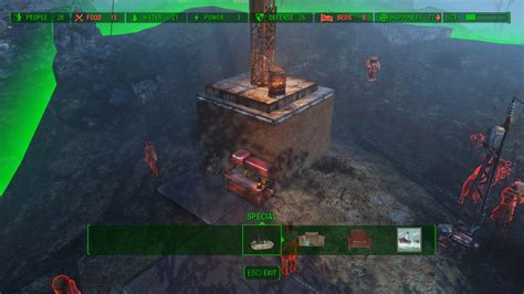 A Outpost Scrappable Outpost Zimonja Fallout 4 Mod