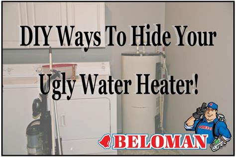 Best Ways To Heat A Garage 4 Methods Guaranteed To Keep You Warm Diy Ways To Hide Your Water Heater Diy And Crafts Need You And Water Heaters