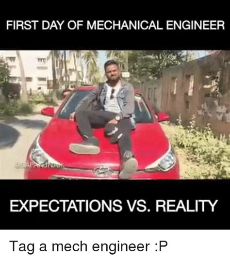Mechanical Engineer Meme - 25 best memes about expectation vs reality expectation vs reality memes