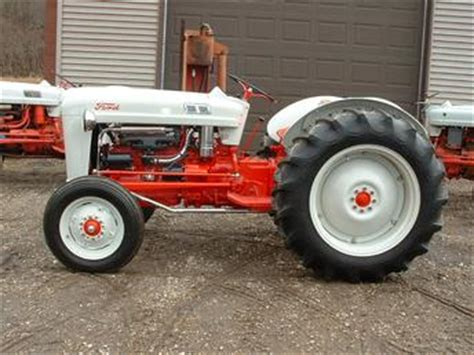 1953 ford 8n golden jubilee 1953 ford golden jubilee antique tractor