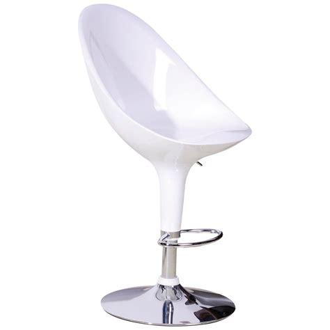 white breakfast bar stools 2x gloss chrome kitchen breakfast bar stool seat