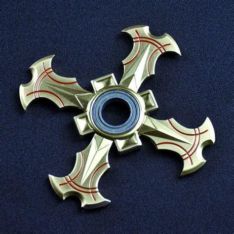 Fidget Spinner X Tri Suriken for shuriken dart spinner tri fidget desk