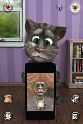 wallpaper talking cat talking tom cat iphone app entertaining funniest app