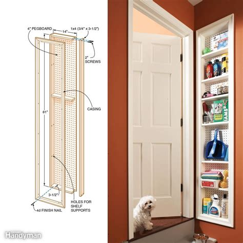 cabinet space 12 simple storage solutions for small spaces family handyman