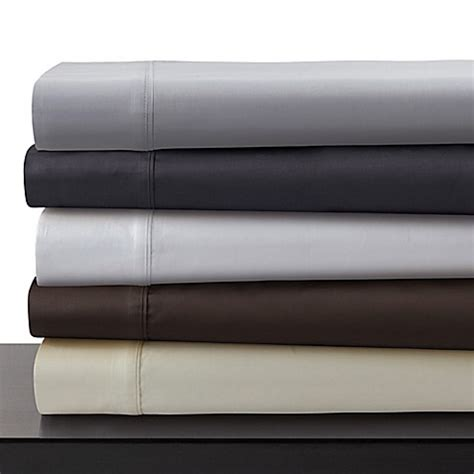 tribeca living sheets tribeca living 600 thread count 6 piece sheet set bed