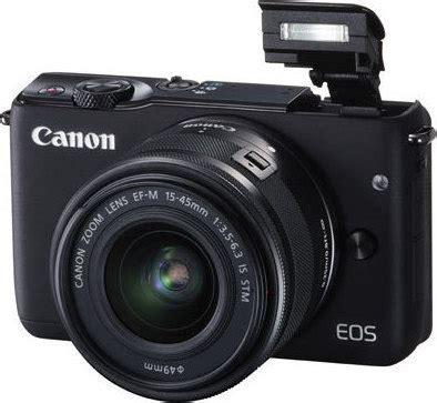 Canon Eos M10 Kit 15 45mm Is Stm Putih Kamera Mirrorless canon eos m10 kit 15 45mm is stm skroutz gr