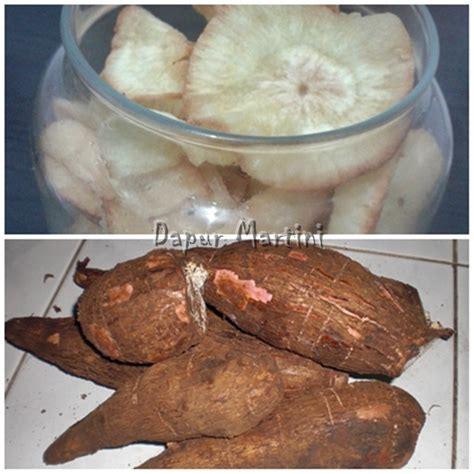 Kripik Singkong Renyah Dan Gurih resep singkong goreng empuk dan gurih resep masakan resepi aiskrim