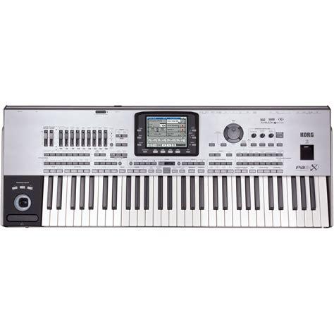 Keyboard Musik Korg korg pa3x musikant 61 10049886 171 keyboard
