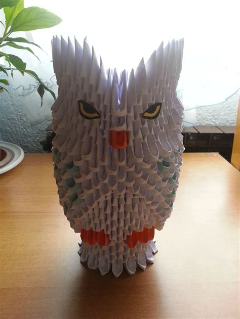 3d Origami Owl - styx gaming forum view topic 3d origami owl