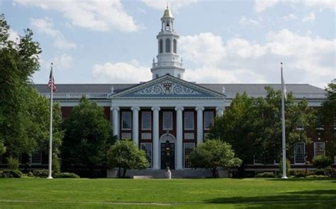Hbs Mba Ranking by How To Get Into Harvard The Elite Business School Wants