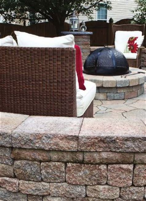 patio and patio slabs on