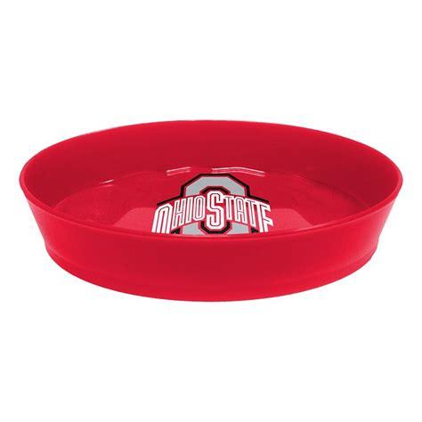 Ohio State University Osu Buckeyes Soap Dish Ohio State Bathroom Accessories
