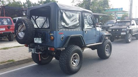 Jeep Thailand Thailand Jeeps And Jeeping Midlifemate