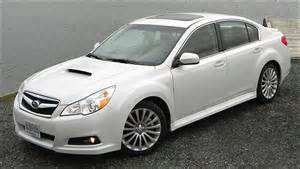 2011 Subaru Legacy Gt Car Reviews From Industry Experts Auto123