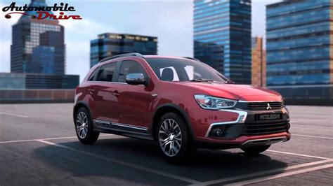 mitsubishi asx 2018 interior mitsubishi asx 2018 interior exterior and road test