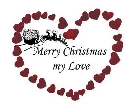 merry christmas  love png transparent png   vippng