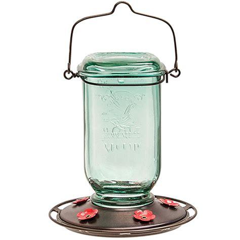 duncraft com mason jar nectar feeder
