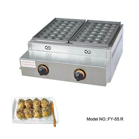 Teflon Takoyaki gas takoyaki maker goodloog