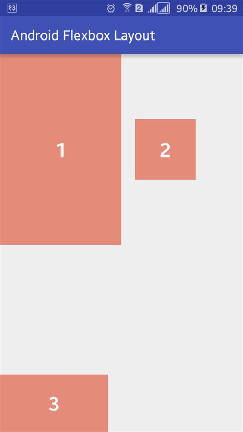 flexbox layout exles android flexboxlayout tutorial with exle viral
