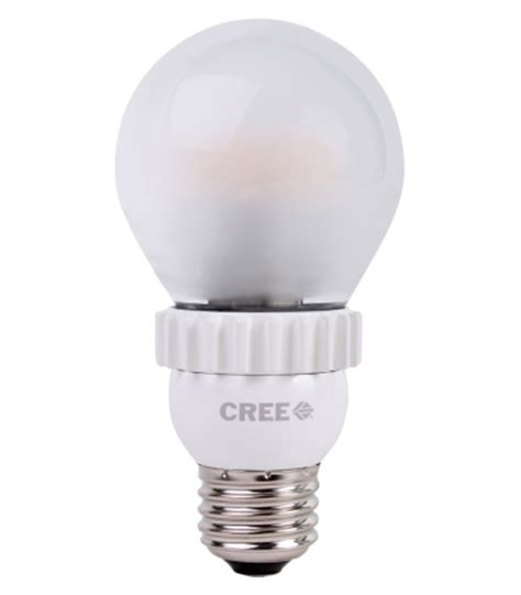 Led Light Bulbs That Look Like Incandescent Cree S Led Bulb Looks Like An Incandescent And Lights Like One For 10