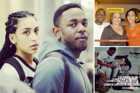 kendrick lamar baby report kendrick lamar and fiance whitney alford are