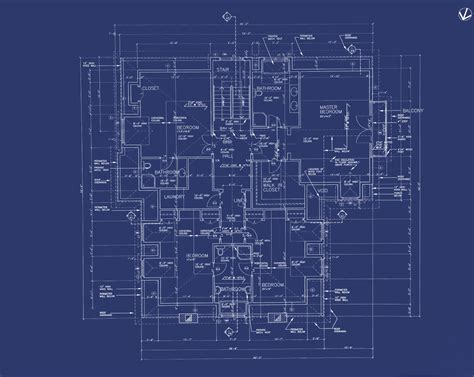 blueprint of a mansion hunter homes new hshire custom construction digital