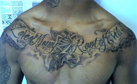 evil and love tattoo pin kupesi tattoos for the of money is root all