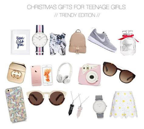 quot christmas gifts for teenage girls trendy quot by