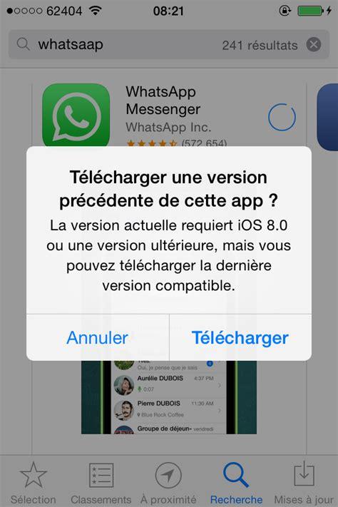 whatsapp iphone 4 ios 712 sans jailbreak my sos tech