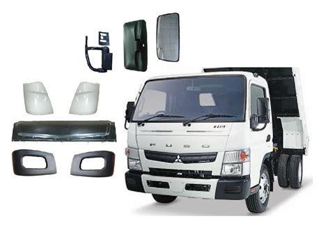 mitsubishi fuso parts canter truck parts truck bumper truck mirror truck grille