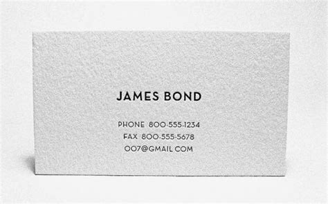 bond id card template 100 beautiful creative and minimal business cards