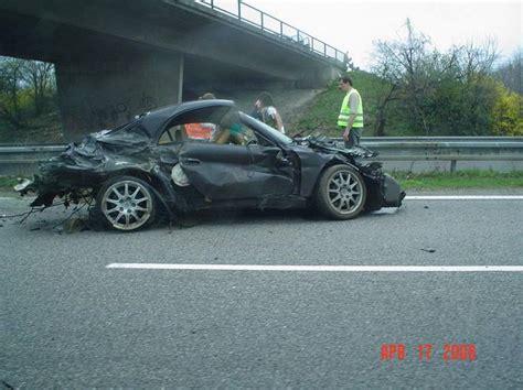 Porsche Crash by Kapitaler Porsche Crash