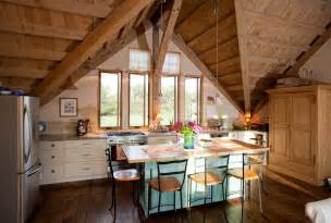 Barn Kitchen Ideas 10 Rustic Barn Ideas To Use In Your Contemporary Home Freshome