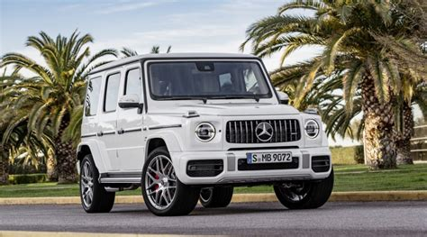 jeep mercedes 2018 new 2019 mercedes amg g63 gets massive makeover