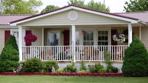 houses with front porches clayton mobile home with front porch