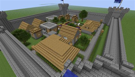 My Cool House Plans 1 4 2 mini game village defense maps mapping and
