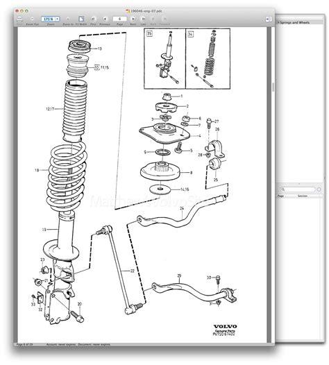 manual repair free 1994 volvo 850 security system original technical publications 850 dvd