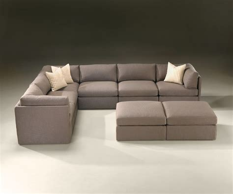 modern classic sofas design classic sectional by milo baughman from thayer