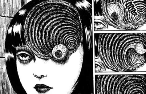 junji ito uzumaki interviewer has a panic attack when she sees chucky on the