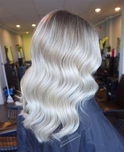 platinum balayage bob images 5536 best magical makeovers images on pinterest hair dos