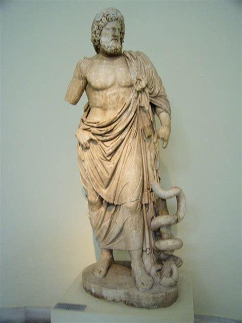 Greek God Statue Health Research Funders Sign On To Goal Of Greater