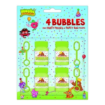 St Moshi by Moshi Partybubblor B 228 Gare 4 St 51 Kr Zingland Se